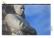 Martin Luther King Jr Monument Detail Carry-all Pouch