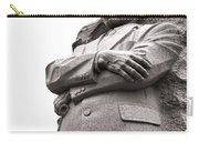 Martin Luther King Memorial Statue Carry-all Pouch