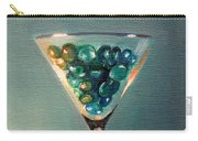 Martini Glass Carry-all Pouch