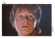 Marty Mcfly Carry-all Pouch by Paul Tagliamonte