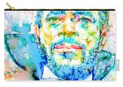 Marvin Gaye - Portrait Carry-all Pouch