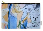 Mary And Gabriel Carry-all Pouch