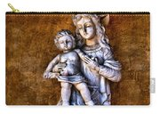 Mary And Jesus Carry-all Pouch
