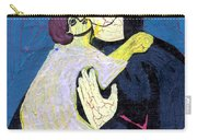 Mary And The Baby Jesus Carry-all Pouch