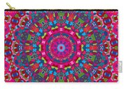 Mary Grace Mandala Carry-all Pouch