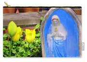 Mary In Springtime Carry-all Pouch