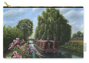 Mary Jane Chesterfield Canal Nottinghamshire Carry-all Pouch
