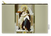 Mary Jesus And John The Baptist Carry-all Pouch