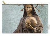 Mary Mother Of Jesus Carry-all Pouch
