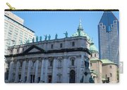 Mary Queen Of The World Cathedral Carry-all Pouch