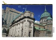 Mary Queen Of The World Cathedral Montreal Carry-all Pouch