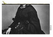 Mary Todd Lincoln (1818-1882) Carry-all Pouch