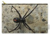 Maryland Black Widow Carry-all Pouch