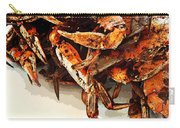 Maryland Crabs Carry-all Pouch