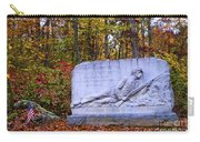 Maryland Monument At Gettysburg Carry-all Pouch