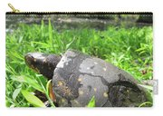 Maryland Spotted Turtle Carry-all Pouch