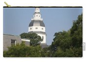 Maryland State House Cupola Carry-all Pouch