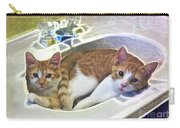Mary's Cats Carry-all Pouch