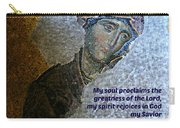 Mary's Magnificat Carry-all Pouch