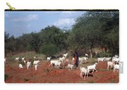Masai Herdsman Carry-all Pouch