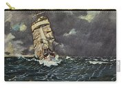 Masefield Sea Fever, 1902 Carry-all Pouch