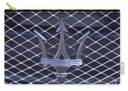 Maserati Emblems Carry-all Pouch