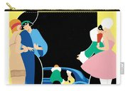 Masked Ball Carry-all Pouch by Brian James