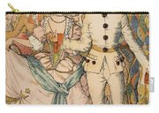 Masked Ball Carry-all Pouch
