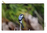 Masked Bird Carry-all Pouch