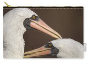 Masked Booby Couple Allopreening Carry-all Pouch