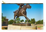Masked Rider Statue Carry-all Pouch