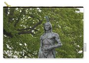 Massasoit Chief Of The Wampanoag Tribe Carry-all Pouch