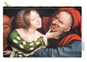 Massays' Ill Matched Lovers Or Badly Matched Lovers Carry-all Pouch