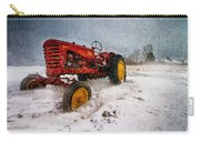 Massey Harris Mustang Carry-all Pouch by Bob Orsillo