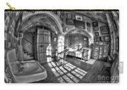 Master Bedroom At Fonthill Castlebw Carry-all Pouch