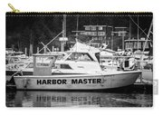 Master Of The Harbor Carry-all Pouch by Melinda Ledsome