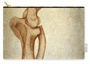 Mastodon Leg Bones Carry-all Pouch