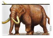 Mastodon Carry-all Pouch