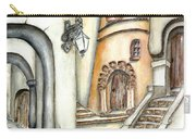 Matera Carry-all Pouch by Pamela Allegretto