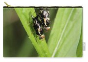 Mating Fruit Flies Carry-all Pouch