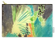 Matisse's Palm Leaf In Tangier Carry-all Pouch