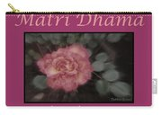 Matri Dhama Design 5 Carry-all Pouch