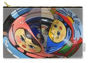 Matryoshka Egg Carry-all Pouch