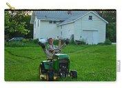 Matt Loves Mowing Carry-all Pouch
