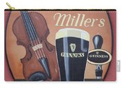 Matt The Millers Pub Sign Carry-all Pouch