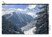Matterhorn  Carry-all Pouch by Brian Jannsen