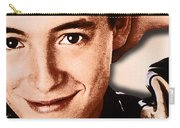 Matthew Broderick In Ferris Bueller's Day Off  Carry-all Pouch