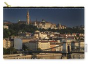 Matthias Church At Sunrise Budapest Hungary Carry-all Pouch