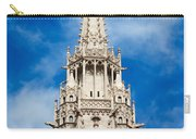 Matthias Church Bell Tower In Budapest Carry-all Pouch