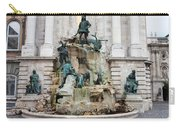 Matthias Fountain In Budapest Carry-all Pouch